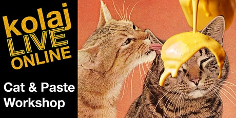 Cat and Paste Workshop: Cats, Art History, & Collage tickets