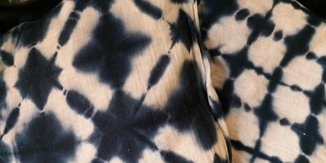 Shibori (Japanese Tie Dye) Workshop (BYOB) tickets