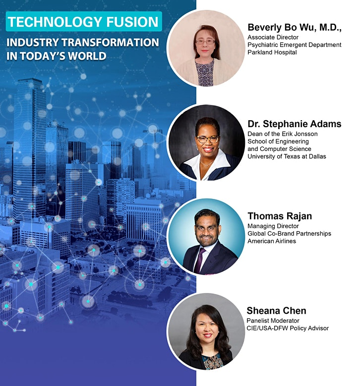 2020 CIE/USA-DFW  Fall Symposium Day 2: Leadership and Career Development image
