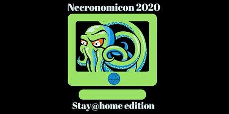 Necronomicon @ Home tickets
