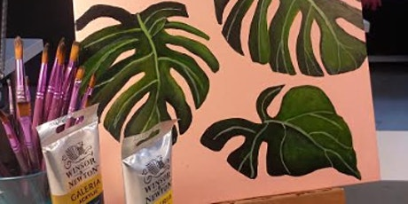 Tropical Botanical Painting Workshop (BYOB) tickets