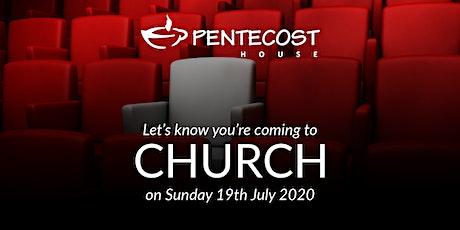 Celebration Service   Sunday, July 19, 2020 tickets