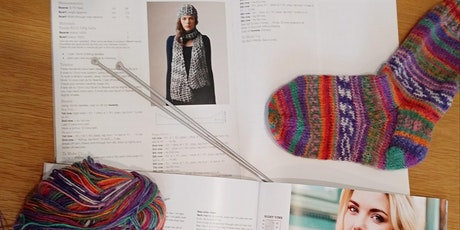 How To Read Knitting Patterns   - Bring Your Own Project tickets