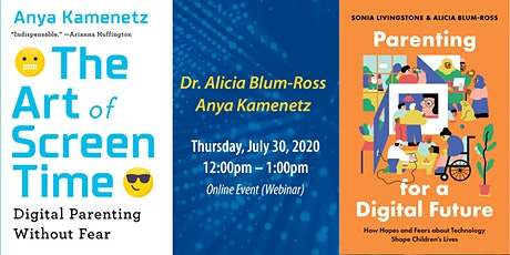 Better Digital Parenting: Research-Based Strategies For Unprecedented Times tickets