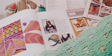 How To Read Crochet Patterns   - Bring Your Own Project tickets