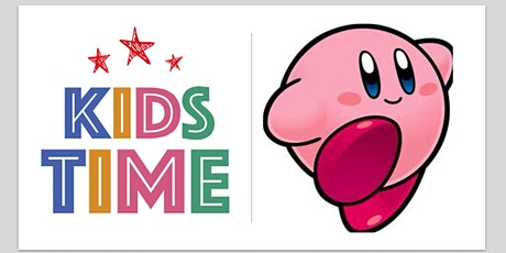 Kids Time :: Young Art Class - Learn to draw a Nintendo Character Kirby tickets