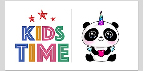 Kids Time :: Young Art Class - Learn to draw a Pandicorn tickets