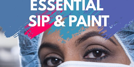 Essential Sip & Paint tickets