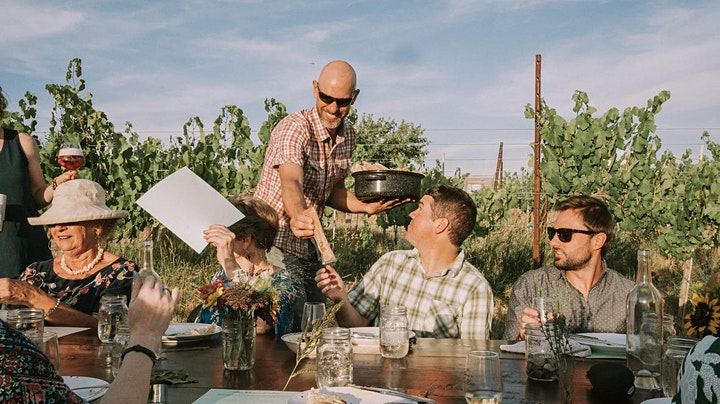 The Storm Cellar + Forage Sisters | Asado at the Winery image