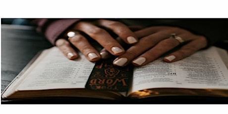 Adult Sunday School Bible Class tickets