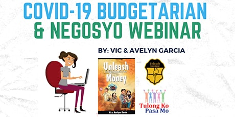 RADIANCE OF CHRIST MINISTRIES-COVID-19 Budgetarian and Negosyo Webinar tickets