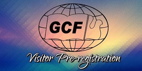 (English) - Sunday Celebration Service Pre-registration tickets