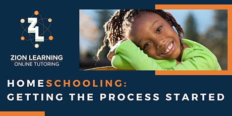 FREE Homeschooling Webinar-Getting Started [Sponsored by Zion Learning] tickets