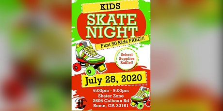 Skate Night tickets