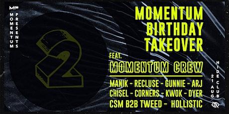 Momentum Birthday Takeover tickets