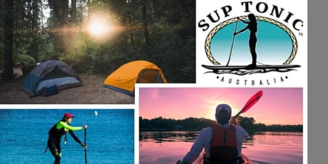 SUP & kayak/canoeing weekend fundraiser tickets