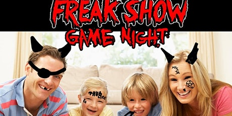 Game Night with Freak Show tickets