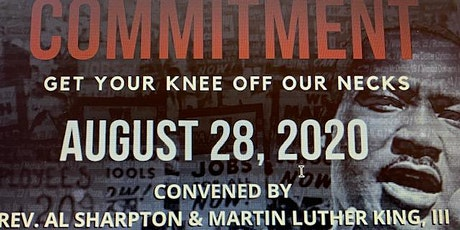"VA Tri- Cities for MARCH ON WASHINGTON: ""Get Your Knee Off Our Necks!"" tickets"