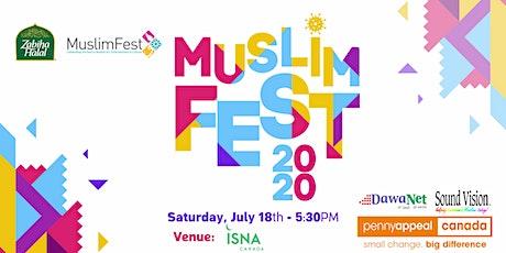Drive-In MuslimFest 2020 - Saturday , July 18 tickets