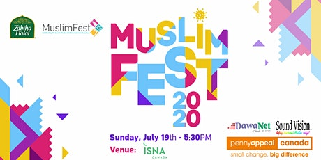 Drive-In MuslimFest 2020 - Sunday , July 19 tickets
