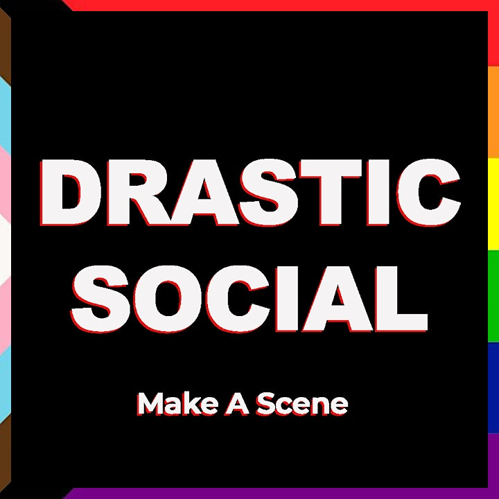 "Drastic Social X Puurr !02  - ""Sex, Gender& Identity"" image"