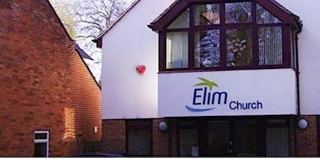 Elim church Andover tickets