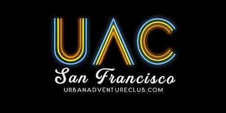 UAC Prospective Members Social tickets