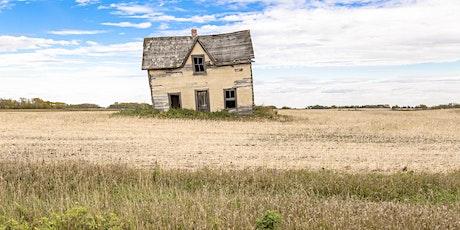 Photographing Saskatchewan's Forgotten + Forlorn Places tickets