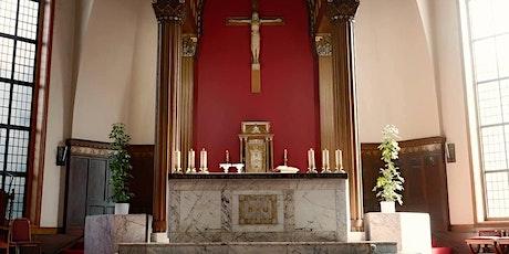 Niedzielna Msza św. Glasgow parafia św. Anny tickets