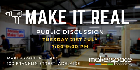 Make it Real Discussion tickets