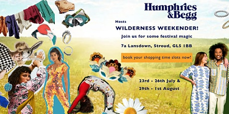 Wilderness Festival Weekender hosted by Humphries and Begg tickets