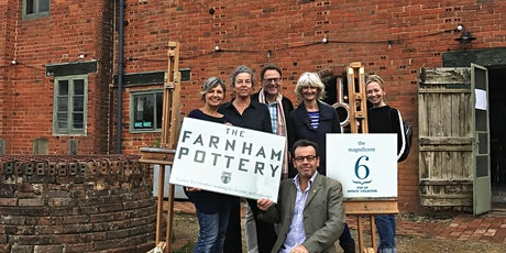 The 6 Artists Collective @ Farnham Pottery tickets
