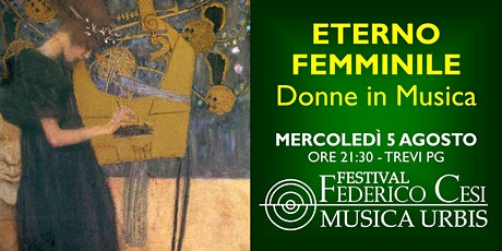Eterno Femminile: Donne in Musica tickets
