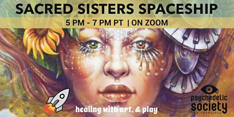 Sacred Sisters Spaceship tickets