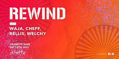 Rewind #015 tickets