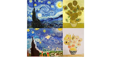 Van Gogh for kids tickets