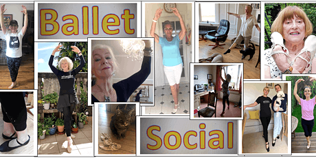 Ballet Social (Adult ballet class for everyone) tickets
