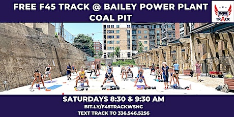 FREE Track : last free class Sat 8/15. New link for future TRACK bookings tickets