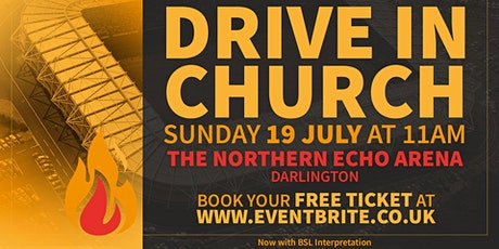 Drive in Church tickets