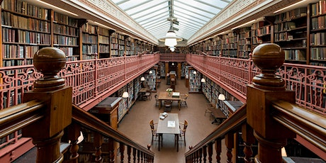 Members Only. Book your slot to come into the Leeds Library - Fri 24 July tickets