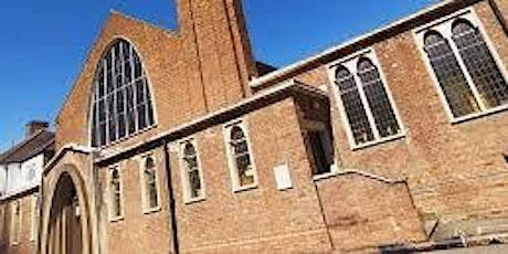 Hornsey Parish Church Private Prayer August 13 tickets