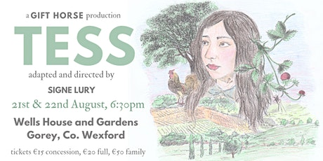 Open Air Theatre - Tess tickets