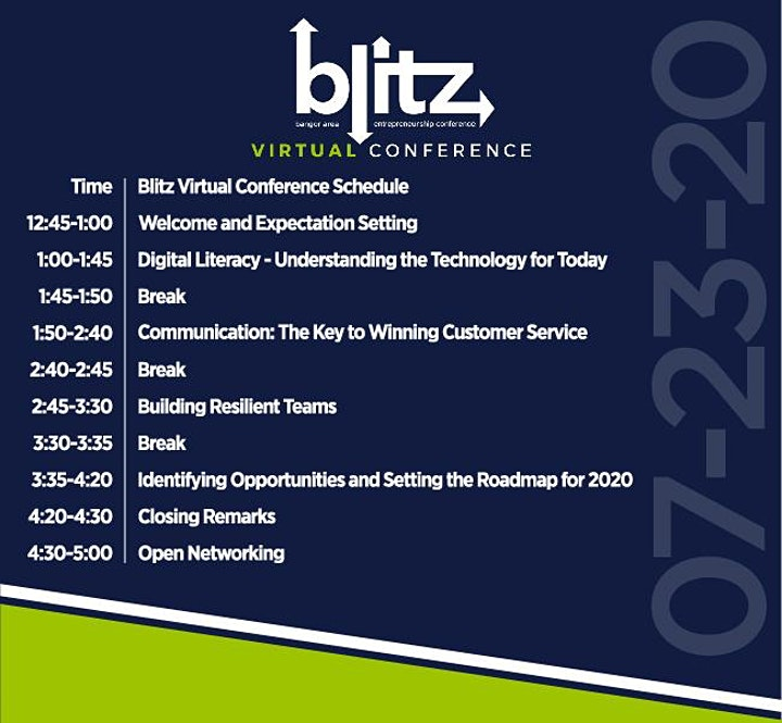 Blitz Virtual Conference image