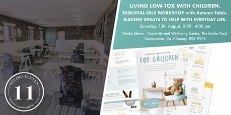 Living Low-Tox with Children tickets