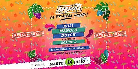 Bebecita - Latin Music Show - Opera Beach / Martedi 14 Luglio biglietti