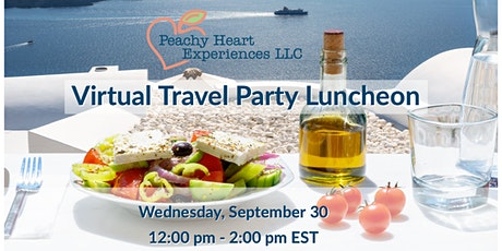Virtual Senior Adult Travel Party Luncheon tickets
