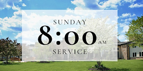 Outdoor Sunday Service | Jul 19 | 8:00AM tickets