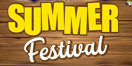 YMCA Summer Festival tickets