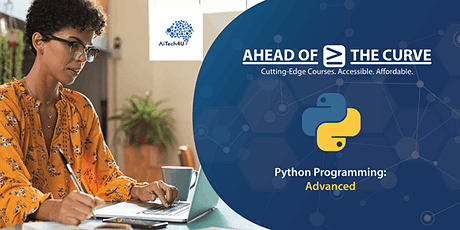 Python Programming: Advanced  -  Online Instructor-led tickets