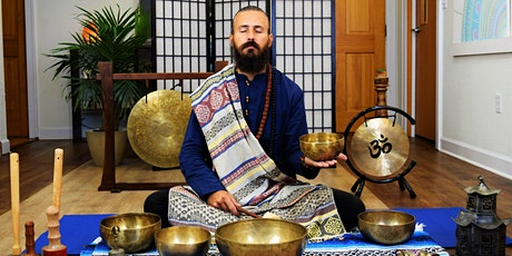 Sound Therapy with Himalayan Singing Bowls tickets